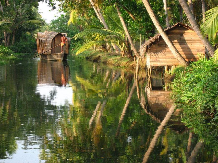 Отдых в Керала, Индия