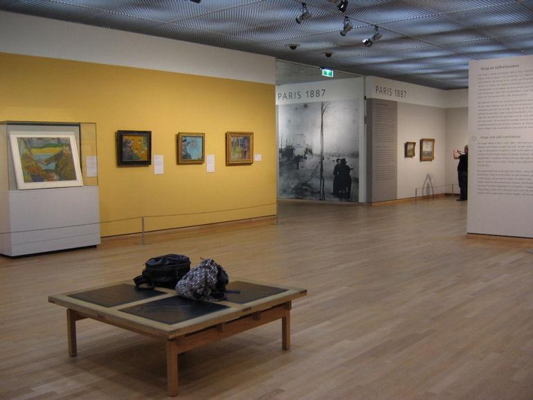 Музей Ван Гога в Амстердаме (Нидерланды)