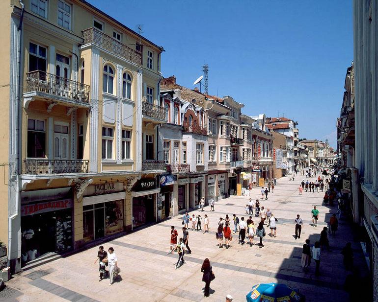 Пловдив   старинный город Европы
