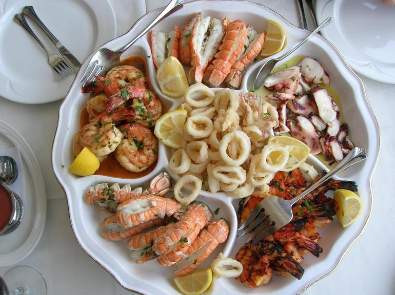 Преимущества средиземноморской кухни