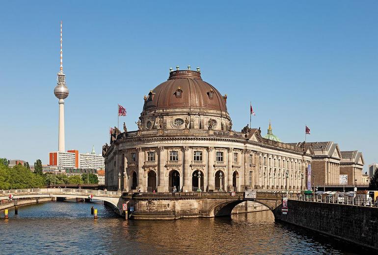 Достопримечательности Берлина   чем удивит немецкая столица