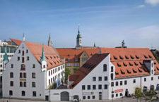 Городской музей на Сент-Якобплатц в Мюнхене (Германия)