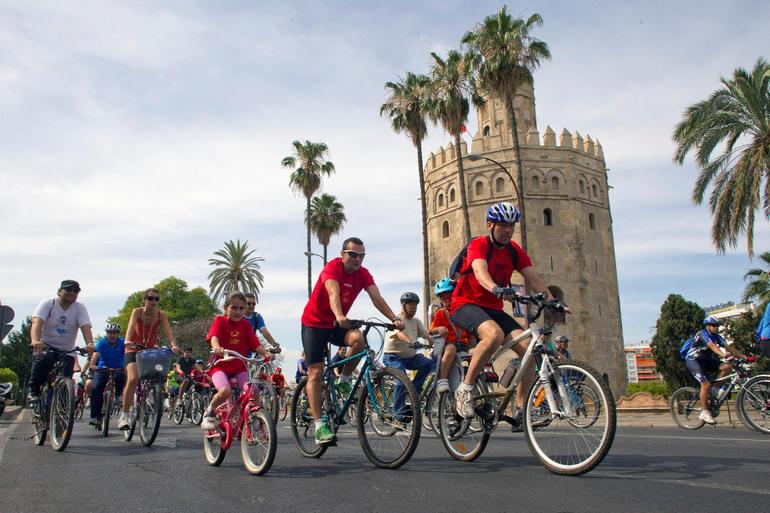 Необычные туры. Велосипедные туры в испанской Андалусии