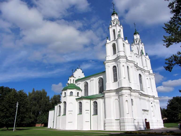 Два места, которые обязательно нужно посетить в городе Полоцке