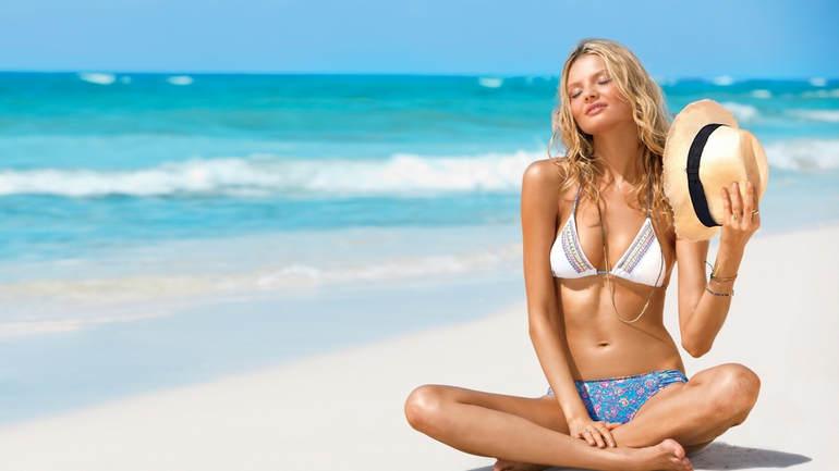 Пляжный отдых в России