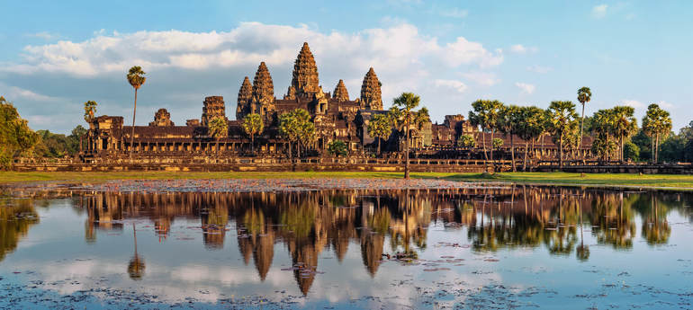 Поездка в Камбоджу
