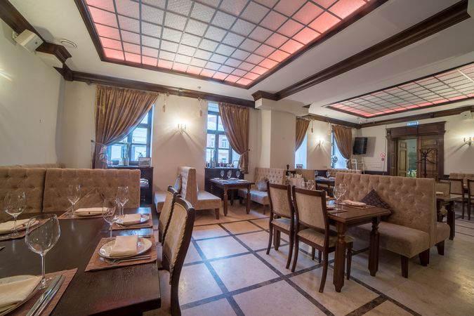 «Губернаторъ» – один из лучших отелей Твери