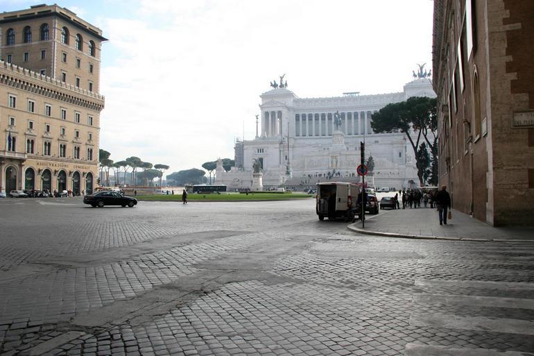 Что и как посмотреть в Риме за четыре дня. Часть I