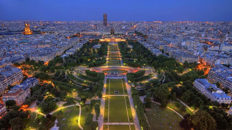 Что стоит посмотреть в Париже