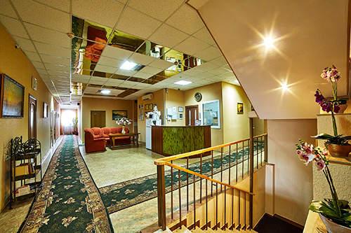 Отель «Дельта» – отличное место для гостей Киева