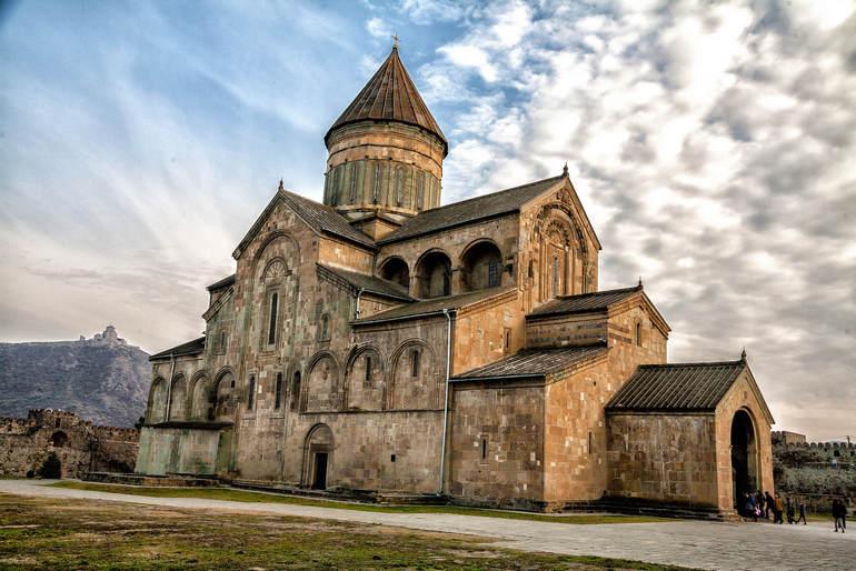 Культурное наследие Грузии