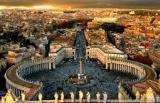 Площадь Святого Петра, Ватикан