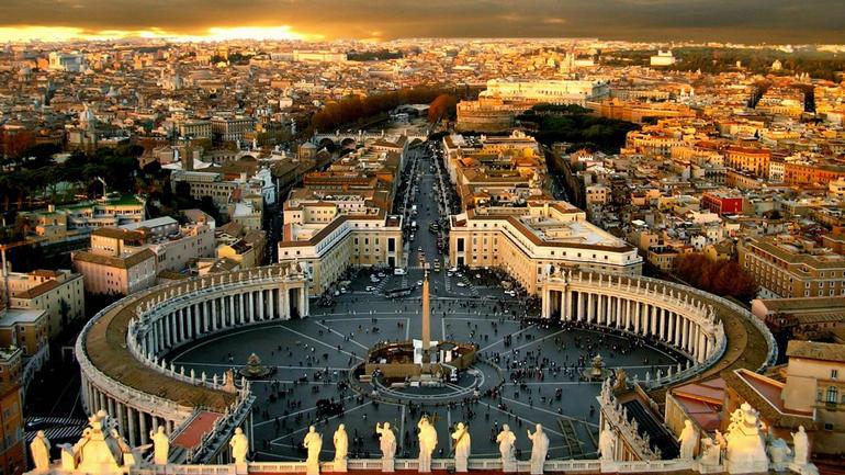 Что и как посмотреть в Риме за четыре дня. Часть II