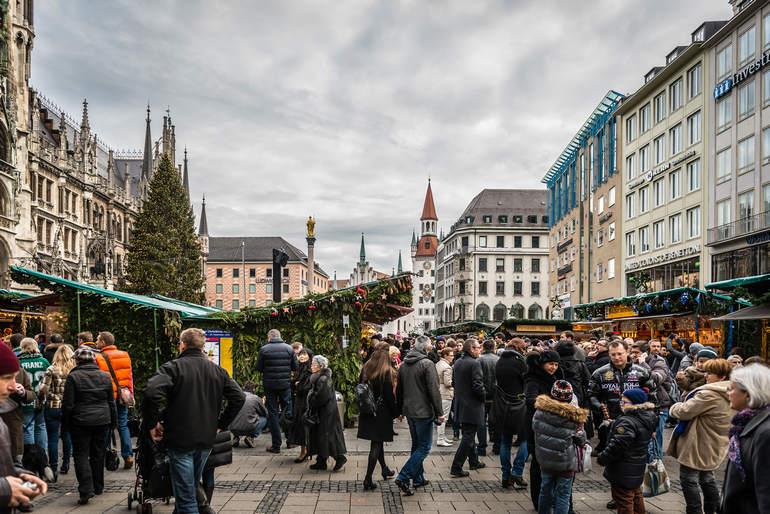 Города Европы, которые подойдут для зимнего отдыха