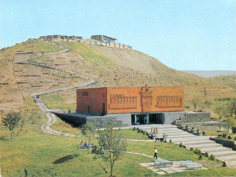 Отдых в Армении: прогулки по Еревану