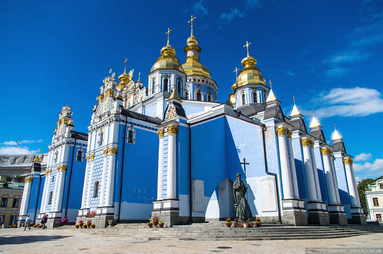 Киев. Что посмотреть, где побывать