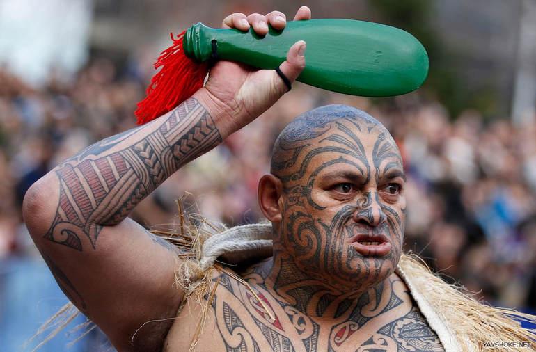 Культура и обычаи народов Полинезии