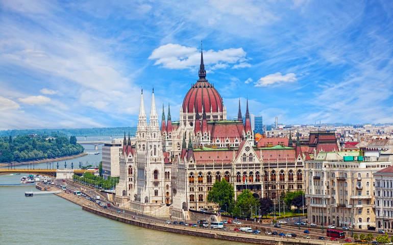 Будапешт. Культ Парламента