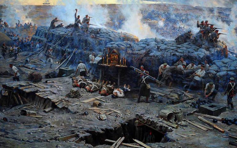 Достопримечательности Севастополя (Крым)