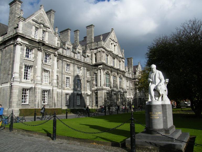 Что посмотреть в Дублине за 2 дня
