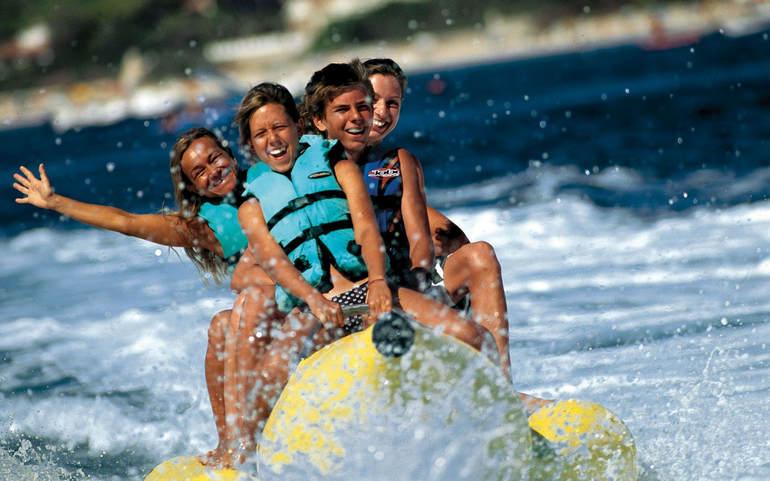 Сочи   пляжный отдых и водные равлечения