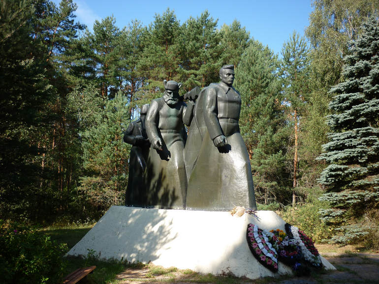 Пешая туристическая экскурсия по местам боевой славы Смоленщины