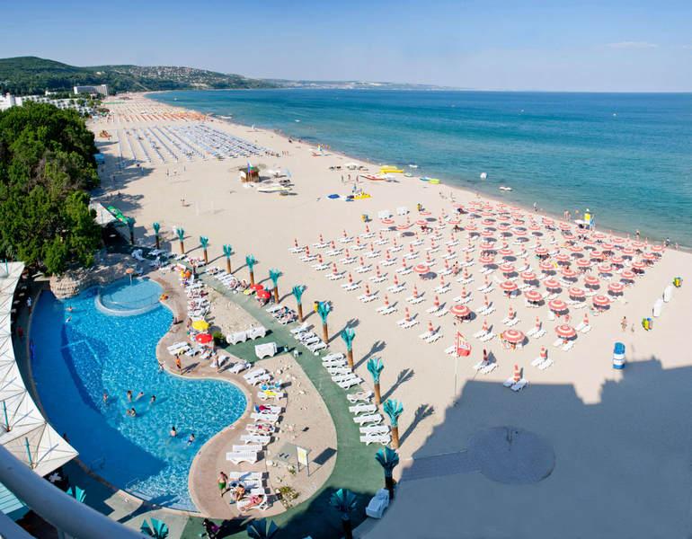 Популярные курорты Болгарии: варианты отдыха у братьев славян