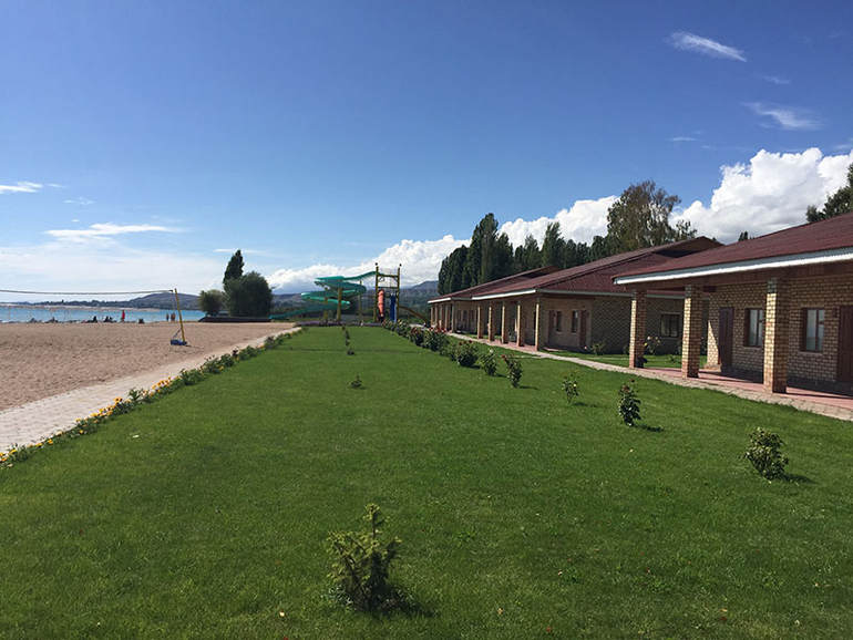 Отель «Солемар» на Иссык Куле
