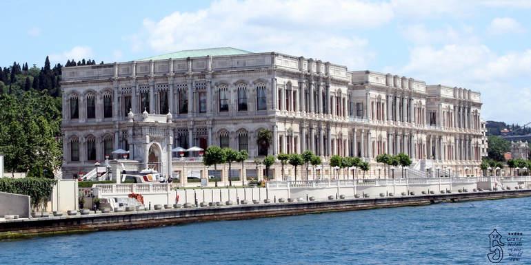 Отель Ciragan Palace Kempinski   восточная сказка Босфора