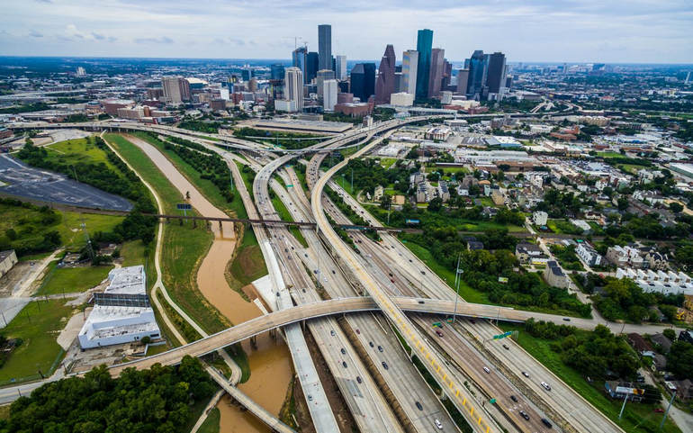 Хьюстон   самый деловой город в Америке