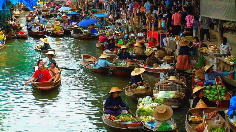 7 мест, которые стоит увидеть в Таиланде