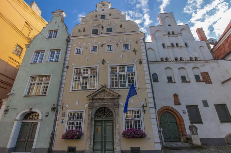 5 самых интересных достопримечательностей Риги