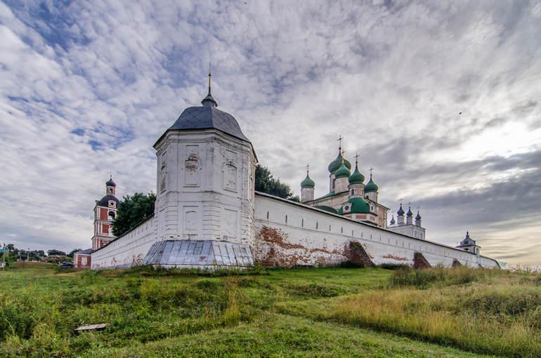 Горицкий Успенский монастырь в Переславле Залесском