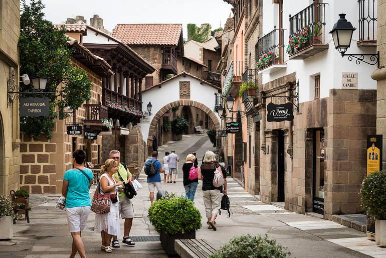 Пять самых значимых достопримечательностей Барселоны
