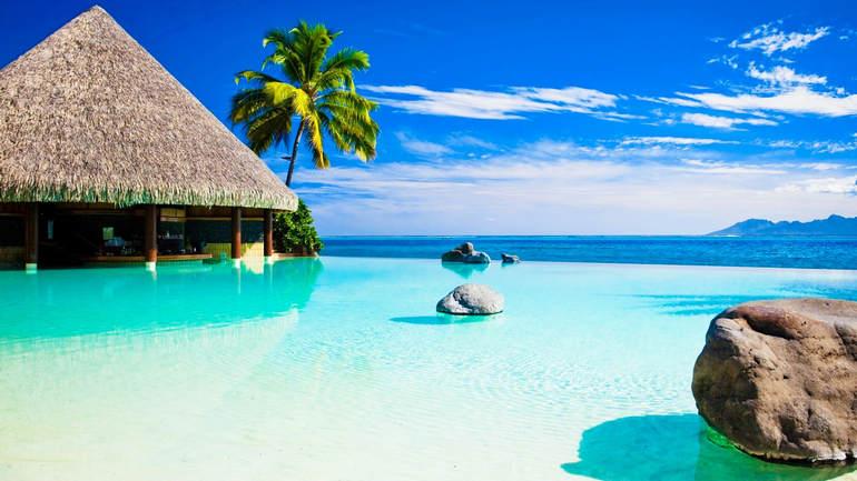Мечты о жарких странах или где отдохнуть зимой: Мальдивы