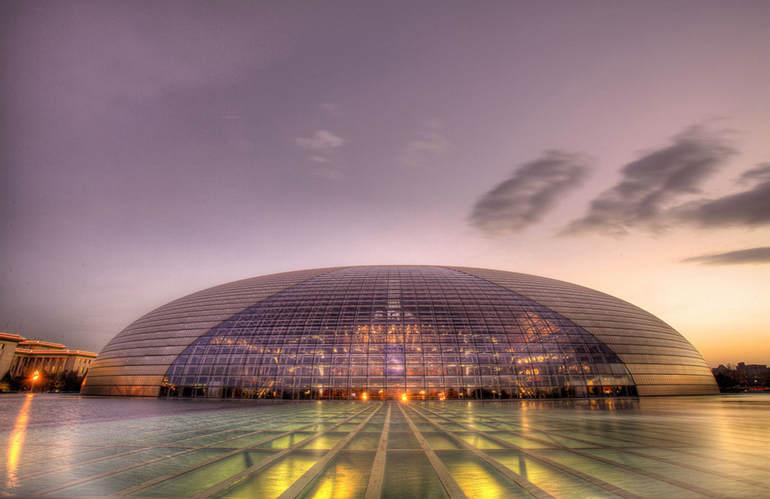 Достопримечательности великолепного Пекина