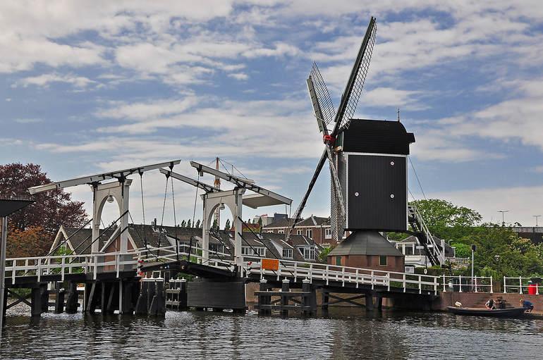 Лейден   город ключей (Нидерланды)