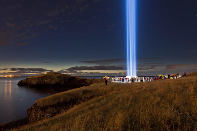 Загадочная Исландия: остров Видей