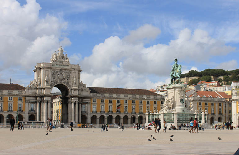 Лиссабон – город сказочной красоты