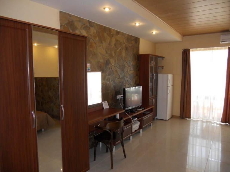 Отель «Амальтея» в Бердянске