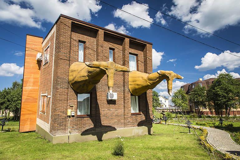 Загородный клуб «Лачи» в Москве