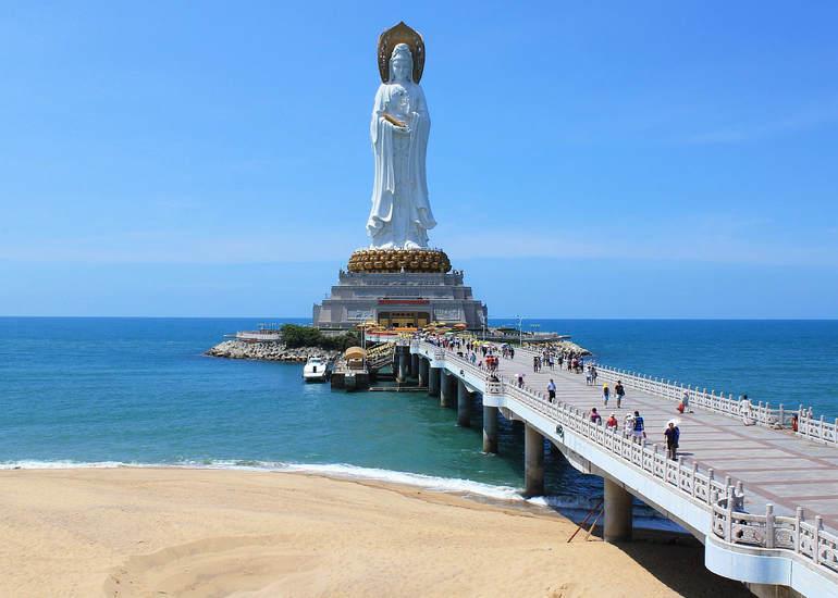 Остров Хайнань – тропический Китай