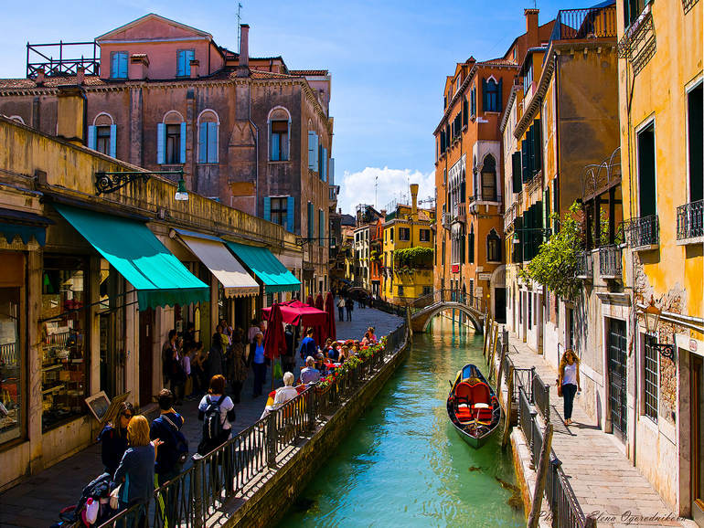 Личные впечатления от поездки в Венецию