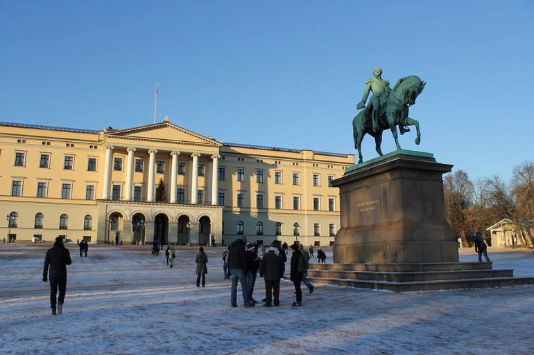 Осло – «витрина» Норвегии