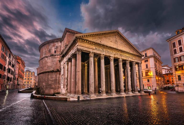5 обязательных мест для посещения в Риме