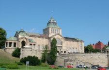 Главное здание Национального музея в Щецине