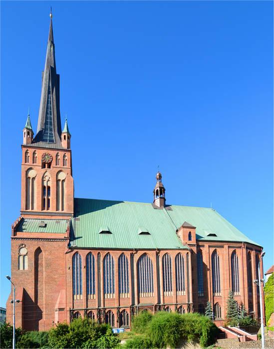 Достопримечательности Щецина (Польша)