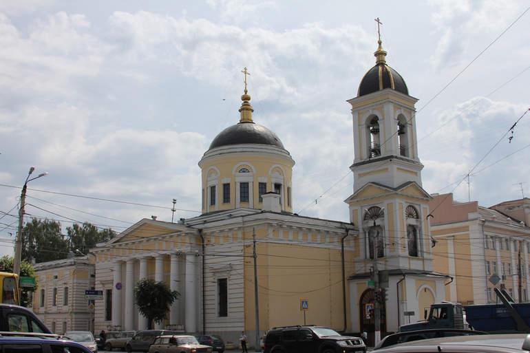 Вознесенский кафедральный собор Твери