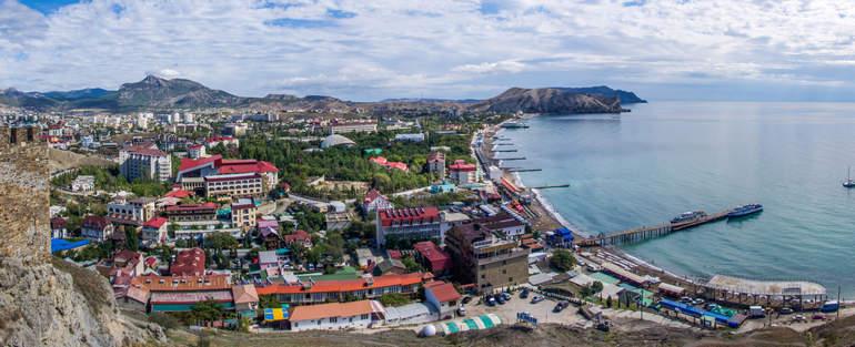 Отдых в Судаке. Крым