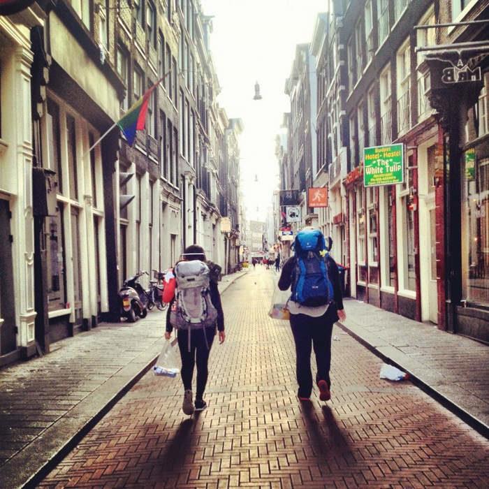Выбираем рюкзак для путешествий по городам